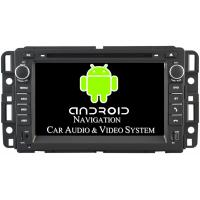 Buy cheap 2007 - 2012 Avalanche Chevrolet DVD Player Head Unit Google Play Store 1024 X 600 Pixels from wholesalers