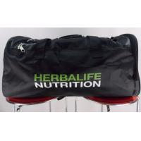 Buy cheap Black Gym Sports Duffle Bags Personalised Sports Bags For Hiking from wholesalers
