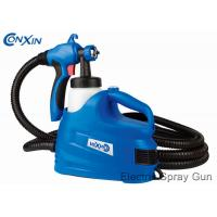 Buy cheap Electric HVLP Paint Spray Gun , Electric Spray Paint Machine 650W 50Hz 60Hz from wholesalers