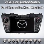 Buy cheap New Mazda 5 In Car Stereo Sat Nav DVD  Auto Radio GPS Navigation VMZ1117 from wholesalers