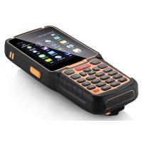 Buy cheap Handheld 4G Barcode Scanner 1D 2D Industrial Mobile Terminal Qualcomm Chipset product