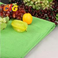 Buy cheap Workshop Floor / Supermarket PVC Fruit Mat Black Vegetable Mat Width 164CM from wholesalers