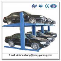 Buy cheap Two post auto parking lift,car parking elevator,car hoist,hydraulic parking equiopment from wholesalers