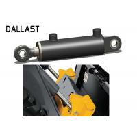 Buy cheap RoHS Multi Stage Double Acting Hydraulic Cylinders DNV Certificate Agricultural Trucks product