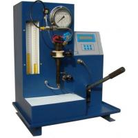 Buy cheap CRIM-30 common rail injector test bench(manual) from wholesalers
