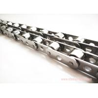 Buy cheap Customizable Transmission Roller Chain , SS Conveyor Chain Anti - Corrosive from wholesalers