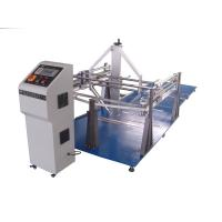 Buy cheap LCD Display Chair Caster / Base Furniture Testing Machines Abrasion Resistance Test Machine from wholesalers