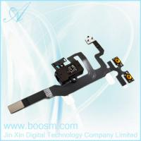Buy cheap Wholesale original OEM for iPhone 4S Headphone Audio Jack Black Replacement Part product