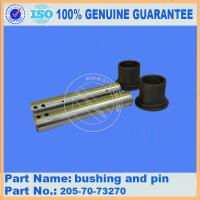 Buy cheap parts for komatsu excavators PC200-7 bushing and pin 205-70-73270 from wholesalers