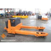 Buy cheap 8 Ton Stand on pallet jack electric , lift motorized pallet stacker hire from wholesalers
