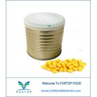 Buy cheap Factory Price Premium Canned Sweet Corn With Cap & Spoon from wholesalers