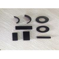 Buy cheap Rare Earth Strong Ferrite Magnets Block / Ring / U Shape High Temperature from wholesalers
