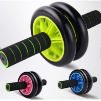 Buy cheap Ab roller wheel Abs gym workout equipment abdominal exercise roller ab wheel from wholesalers