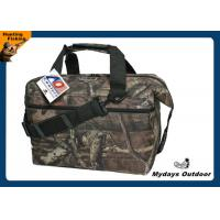 Buy cheap Large Soft Sided 24 Pack Cooler Bag With Removable Shoulder Strap from wholesalers