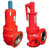 Buy cheap 150# Full lift safety valve type Pressure Reducing Valves with Flanged end cast steel body product