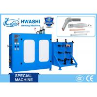 Buy cheap Hwashi Automatic Resistance Spot Welder , Copper Braided Wire Welding Machine from wholesalers