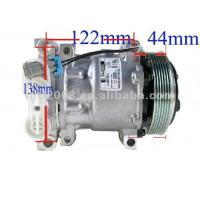 Buy cheap SD7H15 4440 Replacement For GM HT6 Air Conditioning A/C Compressor For Cadillac Escalde, Chevy Blaze from wholesalers
