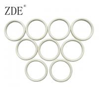 Buy cheap Heat Resistant Custom Soft White Silicone Rubber Sealing Rings O Ring Gasket Food Grade from wholesalers