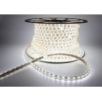 Buy cheap Single Color Led Flexible Strip Lights White 6000k 8w With Smd5050 Chip from wholesalers