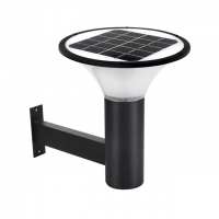 Buy cheap Hot selling IP65 outdoor high brightness 120lm/W led 5W 7W adjustable color temperature solar garden light from wholesalers