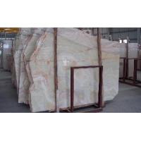 Buy cheap White Onyx Marble Slab (LY-337) from wholesalers