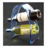 Buy cheap Transparent Acrylic Wine Bottle Display Rack , Plexiglass Bottle Holder from wholesalers
