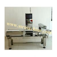 Buy cheap IP65 Food grade Combi metal detector Check weigher   MD-C from wholesalers