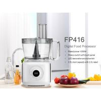 Buy cheap 3.5L Bowl 1000W Digital Food Processor FP416 from wholesalers