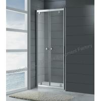 Buy cheap Nano Easy Clean Glass Enclosed Showers , frameless glass showers product