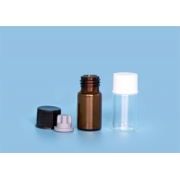 Buy cheap Medicine  Transparent ISO4001 10ml Pharmaceutical Glass Vials from wholesalers