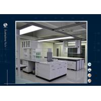 Buy cheap Acid Resistance All Steel Chemistry Lab Furniture Color Optional Free design for Education from wholesalers