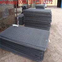 Buy cheap stainless steel crimped woven wire mesh/Stainless Steel Woven Crimped Wire Mesh with high quality from wholesalers