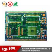 Buy cheap China Supplier PCB Design For Mini GPS Tracker PCB Circuit Board from wholesalers