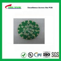 Buy cheap Printed Circuit Board Double Sided Pcb Communication Pcb  2l Ro4350b 0.8mm Immersiongold from wholesalers