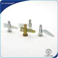 Buy cheap Concrete Metal Adjustable Steel Props Forms Standard Pin Wedge Bolt For Construction from wholesalers