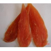 Buy cheap Pet Food / Snack / Treat, Soft Chicken Jerky from wholesalers