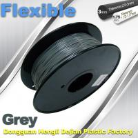 Buy cheap Easy To Use Odorless Flexible 3D Printing Filament , 0.8kg / Roll product