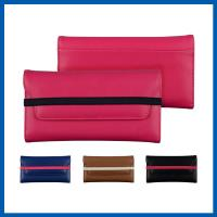 Buy cheap Pink Phone Case Covers 3 Fold Credit ID Card Holder Handbag Clutch from wholesalers
