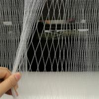 Buy cheap High Enacity Invisible Bird Netting , Wrap Knitted Tree Protection Netting from wholesalers