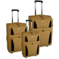 Buy cheap HOT SALE SOFTSIDE TROLLEY CASE(EVA LUGGAGE/TROLLEY LUGGAGE/ROLLING CASE/SOFTSIDE LUGGAGE) from wholesalers