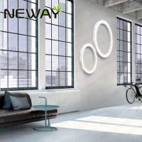 Buy cheap circle modern surface hotel led wall lamp led wall lamp fancy design living room wall lamps Modern indoor wall lights from wholesalers