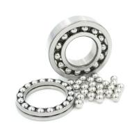 Buy cheap Stable Carbon Steel Balls 3/8 Inch 9.525MM G500 Steel Beads For Bearing Bicycle from wholesalers