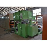 Buy cheap Paper Pulp Moulding Egg Tray Production Line 1000pcs/Hour Automated Operation from wholesalers