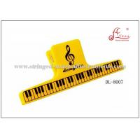 Buy cheap Big Size Book Clamp Music Related Gifts For Textbook / Musical Book from wholesalers