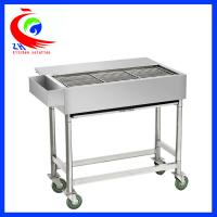 Buy cheap Stainless Steel Carbon BBQ Grill Commercial Barbecue Charcoal Grill For Outdoor from wholesalers