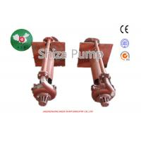 Buy cheap Underflow Vertical Turbine Water Pump With Mechanical Seal For Effluent Handling from wholesalers