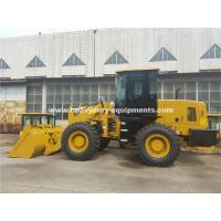 Buy cheap Sinomtp Lg936 Wheel Loader 3 Tons With Weichai Deutz Engine And Black Cabin from wholesalers