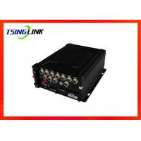 Buy cheap 8-36V 4G Wireless HD Vehicle Mobile DVR 4 Channel With SD Card ESATA product