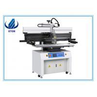1.2m semi auto smt stencil printer 1200×250 mm Printing area 0.5~0.7 mpa Air Force