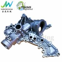 Buy cheap Sand Casting Surface Die Cast Auto Parts , ODM Automatic Transmission Valve Body from wholesalers